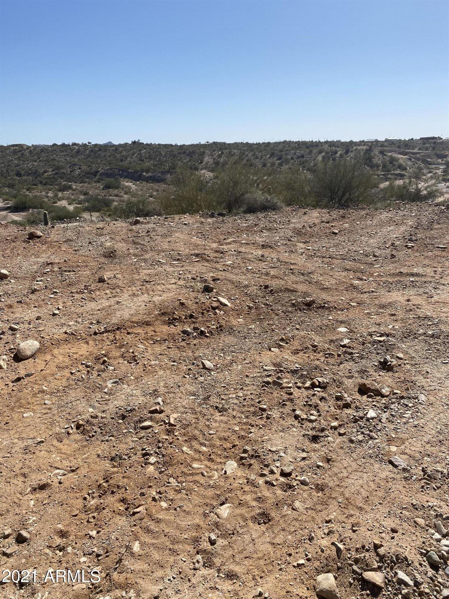 Photo of 3.96 San Domingo Peak Trail, Morristown, AZ 85342 (MLS # 6208689)