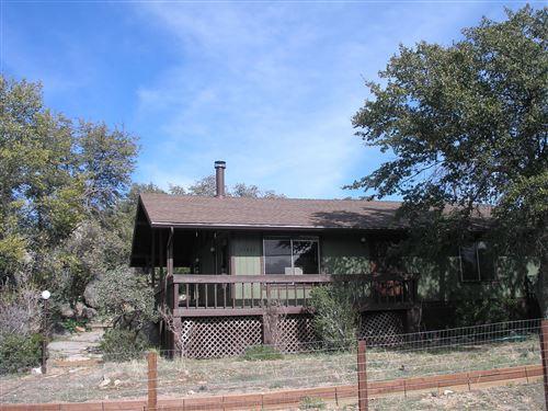 Photo of 22855 S LAKEWOOD Drive, Yarnell, AZ 85362 (MLS # 6043690)