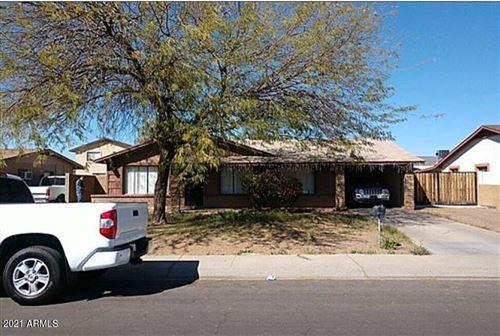 Photo of 7728 W CORA Lane, Phoenix, AZ 85033 (MLS # 6236690)