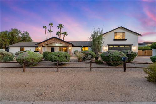 Photo of 6711 E CHOLLA Street, Scottsdale, AZ 85254 (MLS # 6135691)