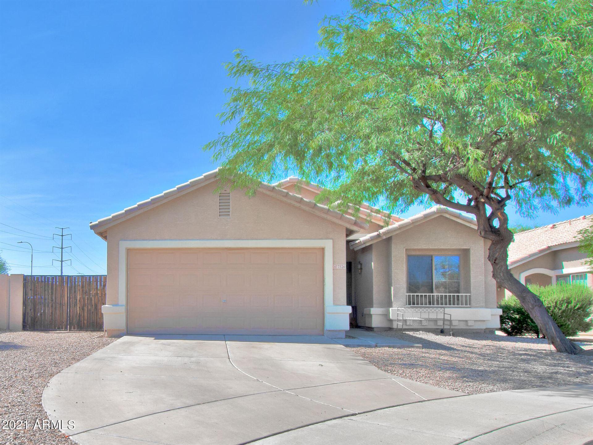 7526 S 43RD Drive, Laveen, AZ 85339 - MLS#: 6293691