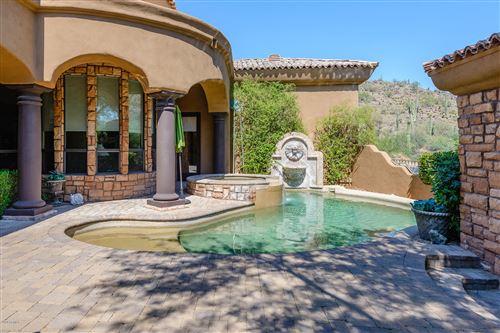 Photo of 11350 E TROON VISTA Drive, Scottsdale, AZ 85255 (MLS # 6093692)