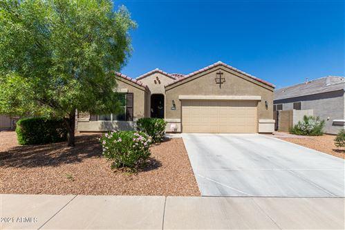 Photo of 4152 W GOLDMINE MOUNTAIN Drive, Queen Creek, AZ 85142 (MLS # 6293692)