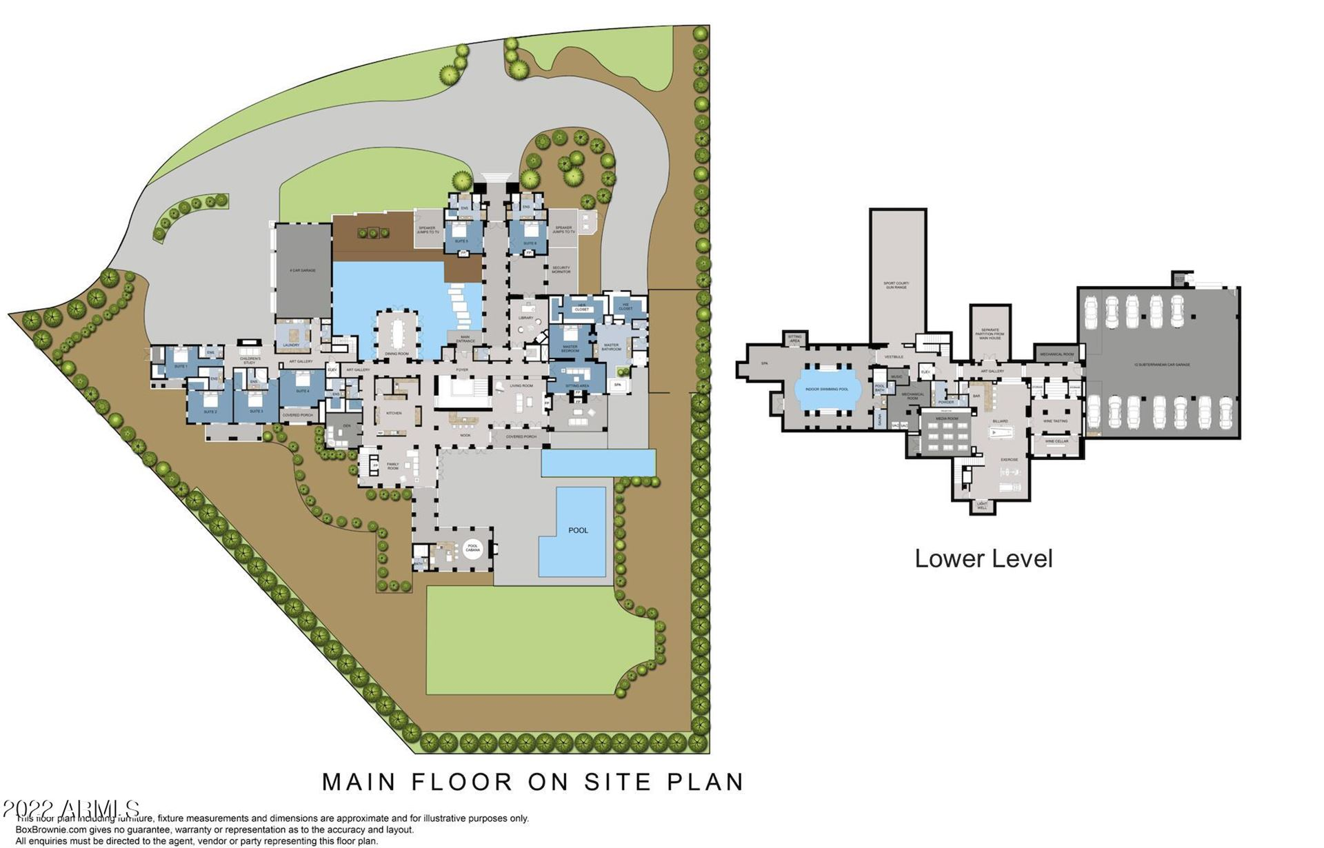 Photo of 6659 E Indian Bend Road, Paradise Valley, AZ 85253 (MLS # 6174692)