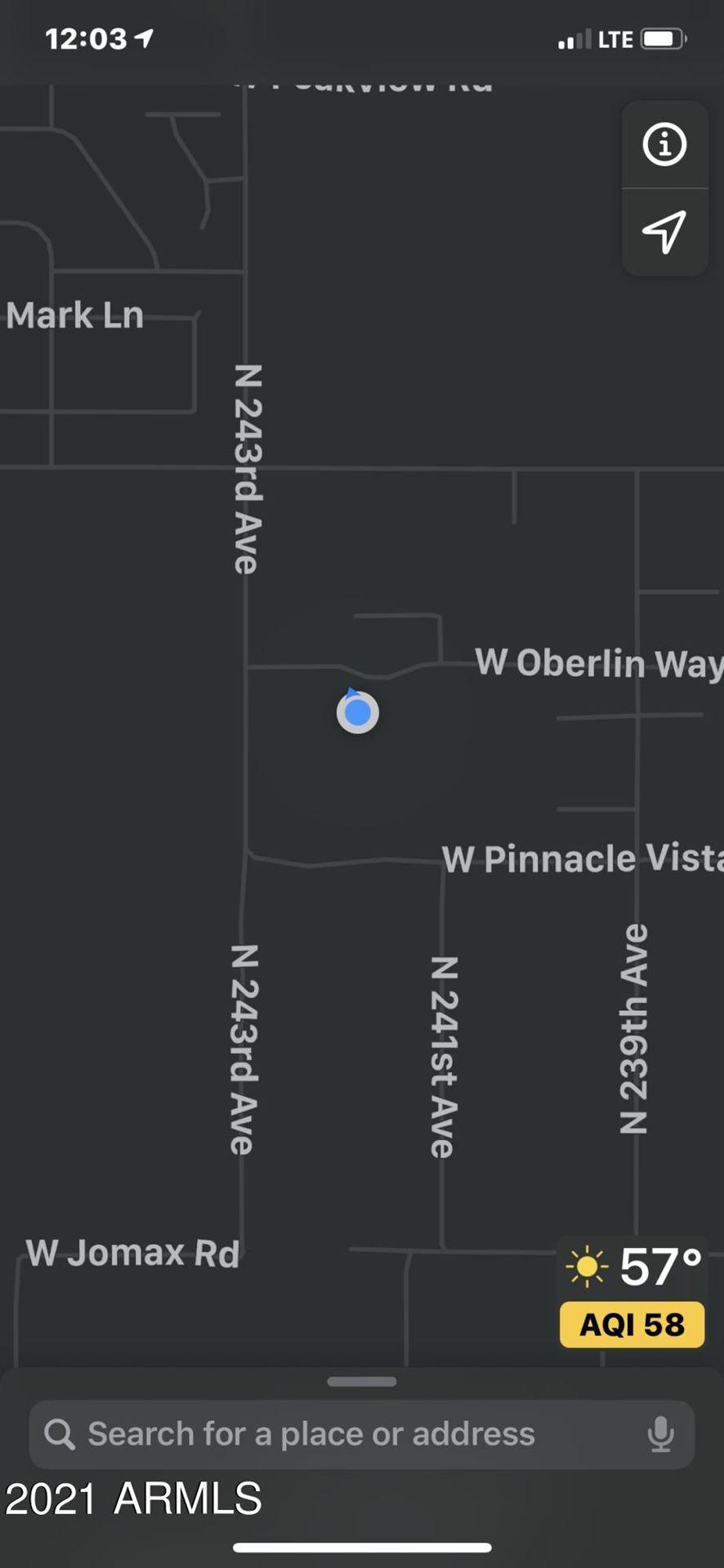 Photo of 23900 W Oberlin Way, Wittmann, AZ 85361 (MLS # 6192692)