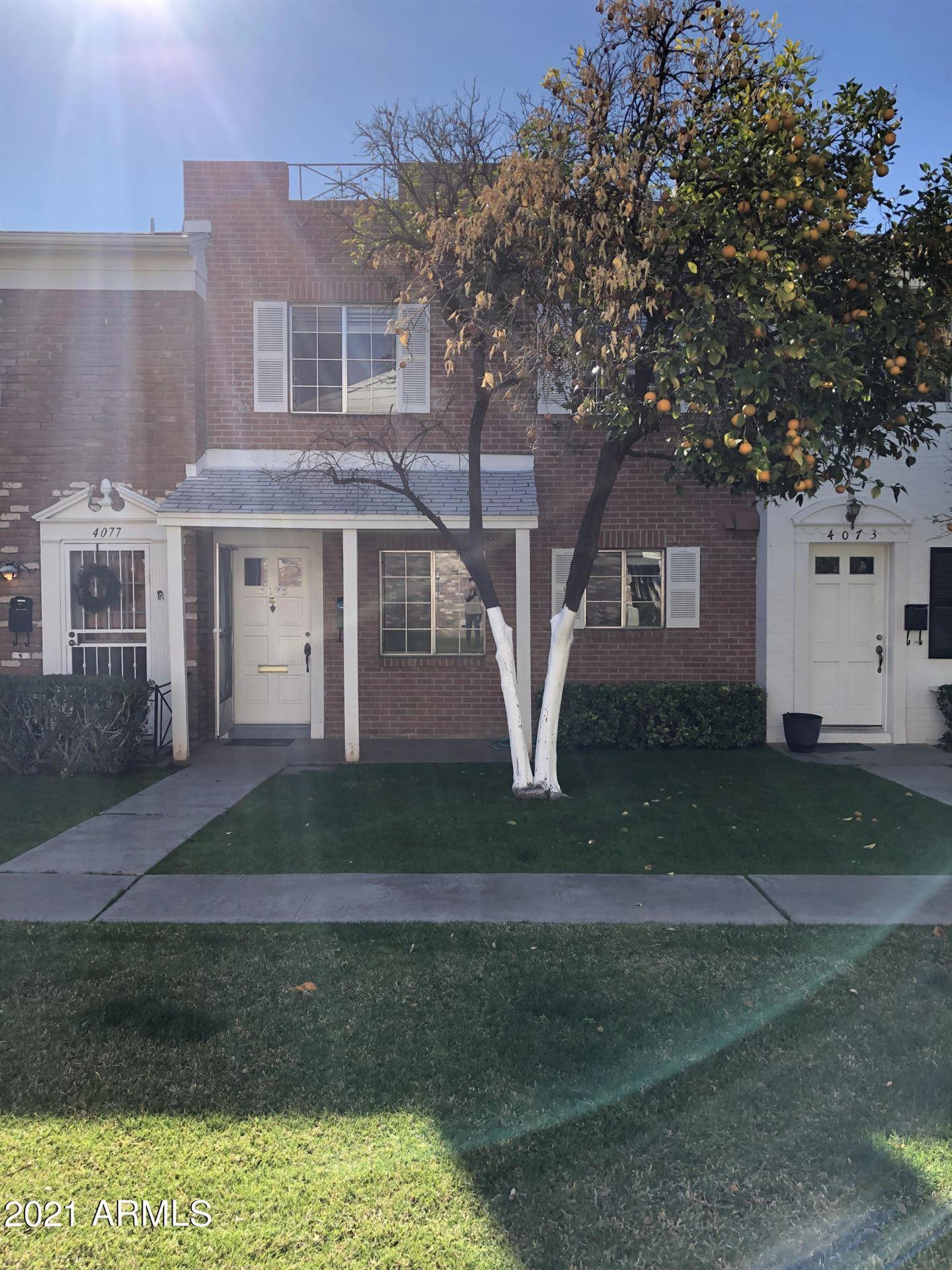 Photo of 4075 E Campbell Avenue, Phoenix, AZ 85018 (MLS # 6200692)