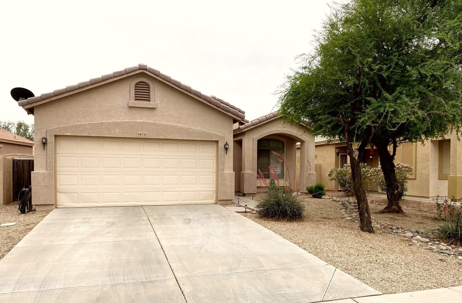Photo for 44715 W ALAMENDRAS Street, Maricopa, AZ 85139 (MLS # 6228692)