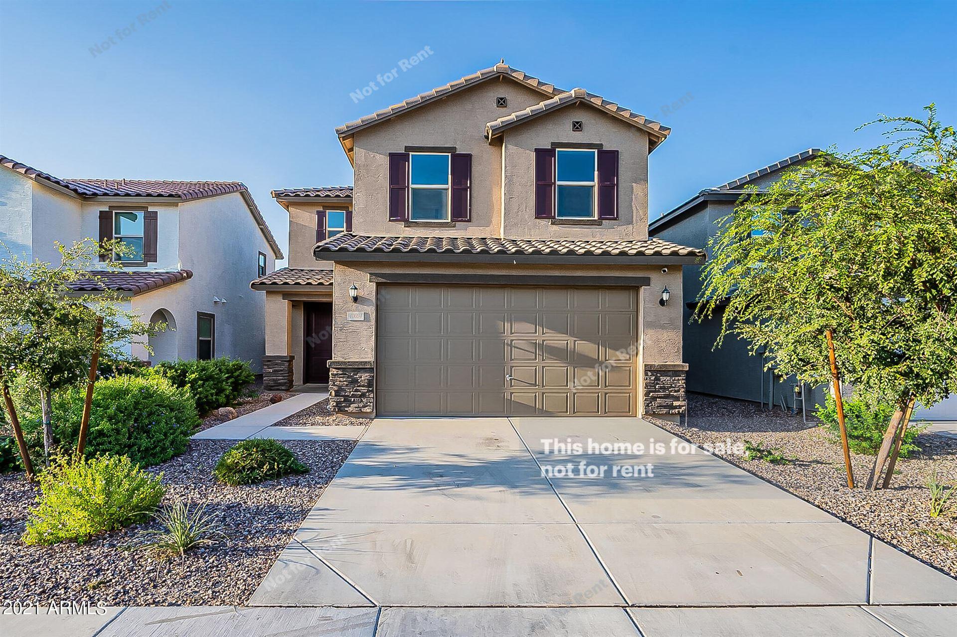 Photo for 40594 W NICOLE Court, Maricopa, AZ 85138 (MLS # 6292692)