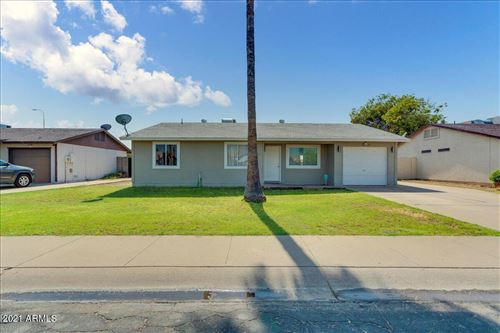 Photo of 1109 W TULANE Drive, Tempe, AZ 85283 (MLS # 6293693)