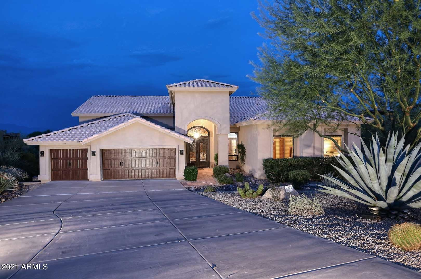 Photo of 9213 N LEO Drive, Fountain Hills, AZ 85268 (MLS # 6265693)