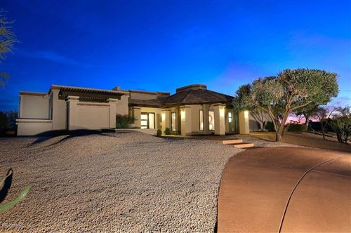Photo of 9445 E QUAIL Trail, Carefree, AZ 85377 (MLS # 6040694)