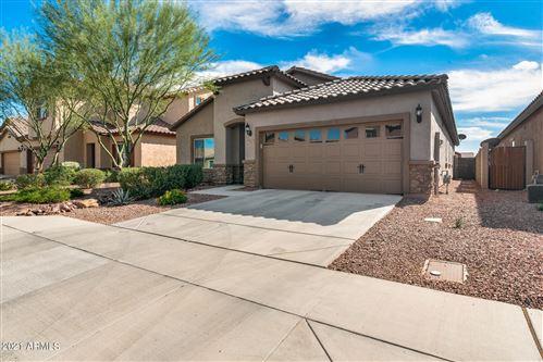 Photo of 10829 W SWAYBACK Pass, Peoria, AZ 85383 (MLS # 6309695)