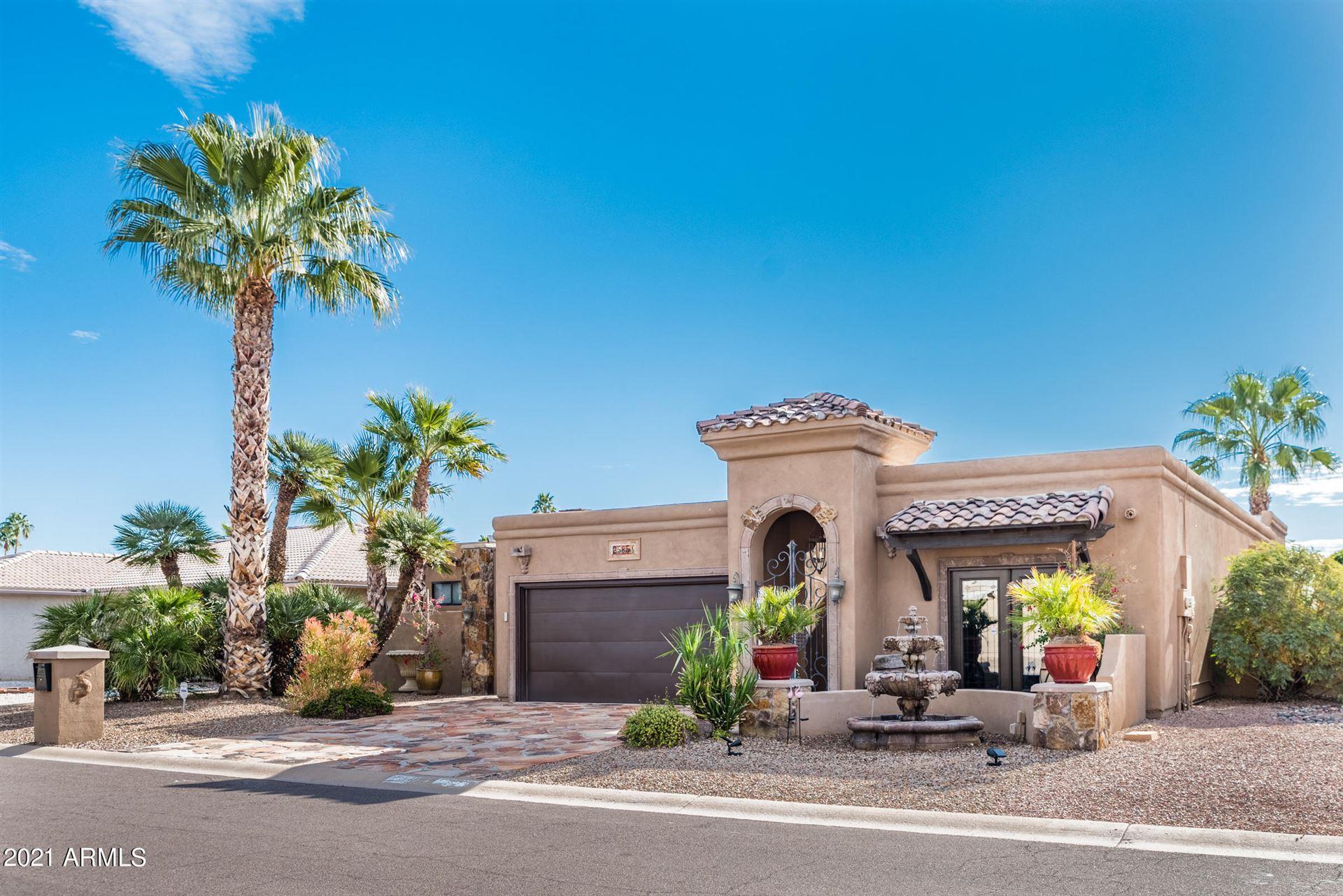 Photo of 25851 S NEW TOWN Drive, Sun Lakes, AZ 85248 (MLS # 6194696)
