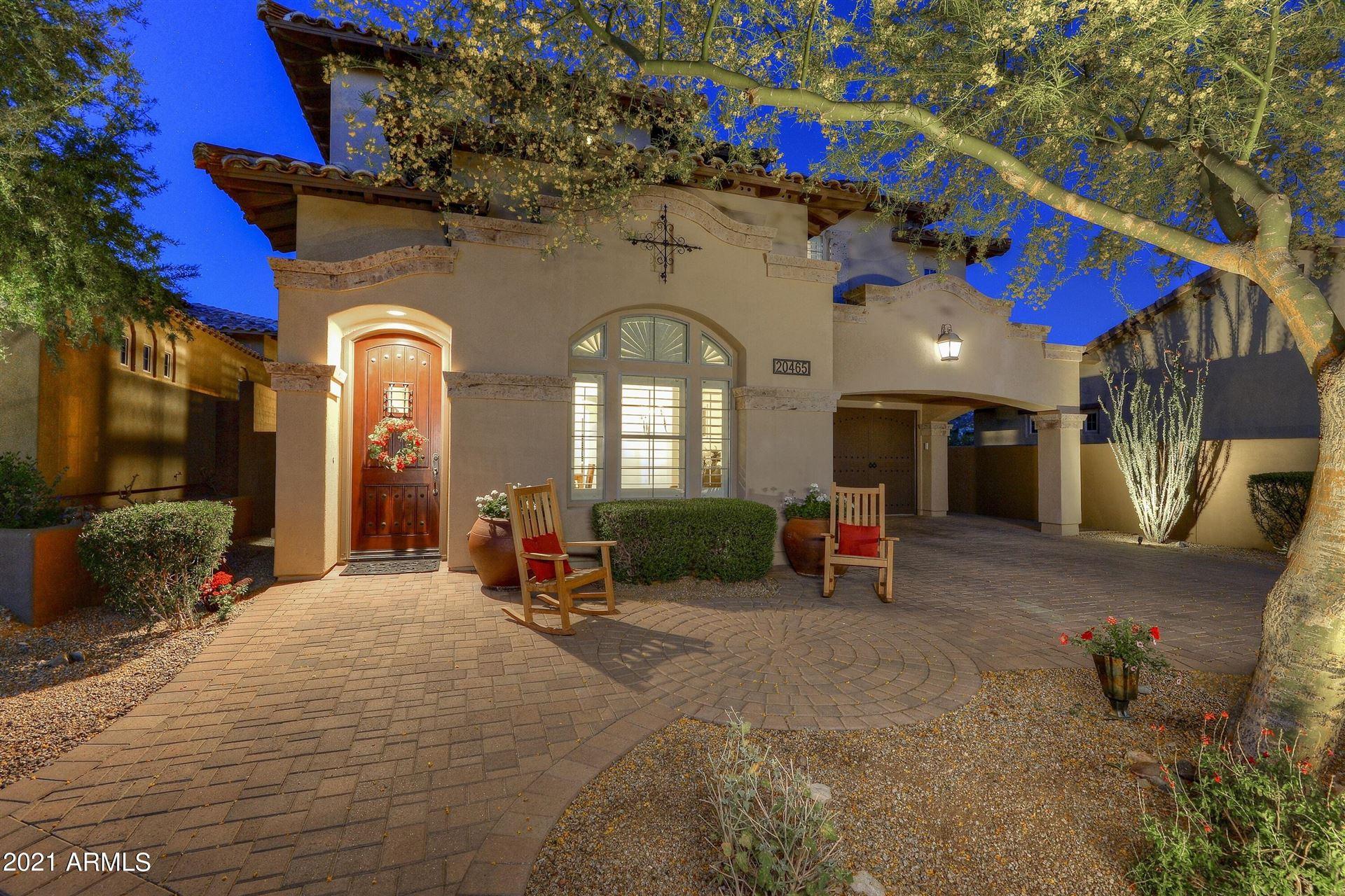 Photo of 20465 N 98TH Street, Scottsdale, AZ 85255 (MLS # 6232696)