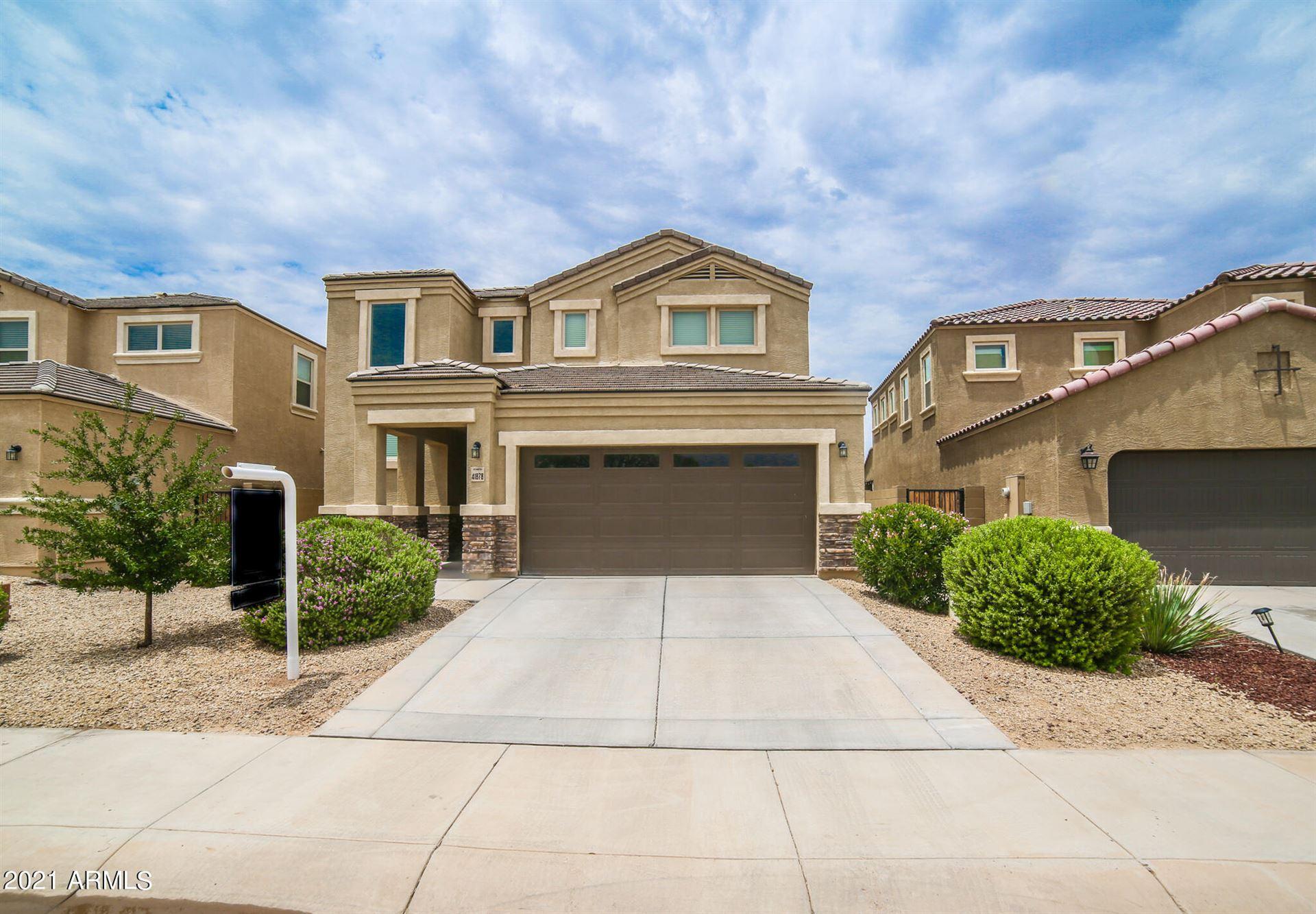 Photo for 41878 W ALLEGRA Drive, Maricopa, AZ 85138 (MLS # 6266696)