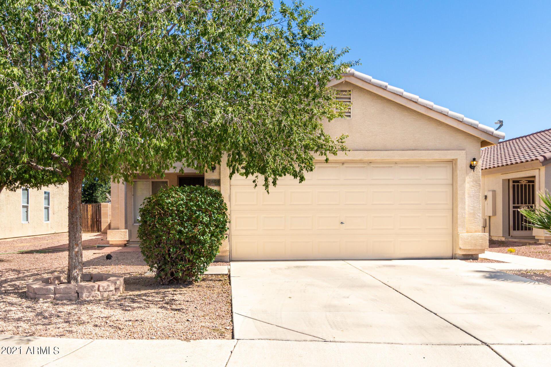 Photo of 12609 N EL FRIO Street, El Mirage, AZ 85335 (MLS # 6307696)