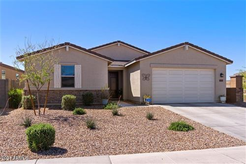 Photo of 4269 W DAYFLOWER Drive, Queen Creek, AZ 85142 (MLS # 6215697)