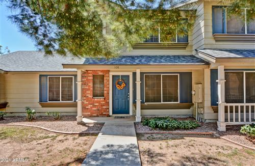 Photo of 10101 N 91ST Avenue #108, Peoria, AZ 85345 (MLS # 6224699)