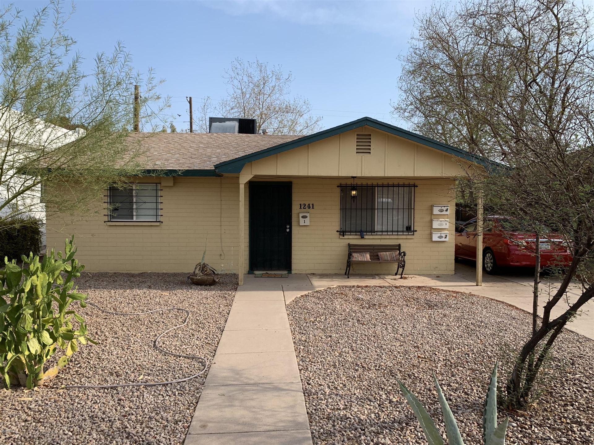 1241 E MCKINLEY Street, Phoenix, AZ 85006 - MLS#: 6119700