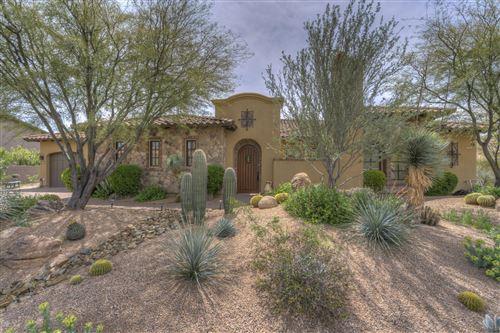 Photo of 7561 E CAREFREE Drive, Carefree, AZ 85377 (MLS # 6094701)
