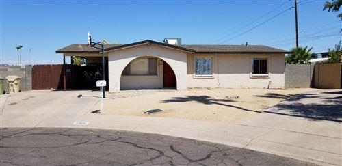 Photo of 4505 W CARON Street, Glendale, AZ 85302 (MLS # 6111701)
