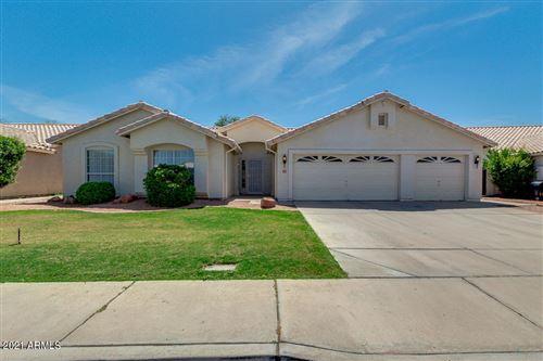 Photo of 393 W AMOROSO Drive, Gilbert, AZ 85233 (MLS # 6218701)