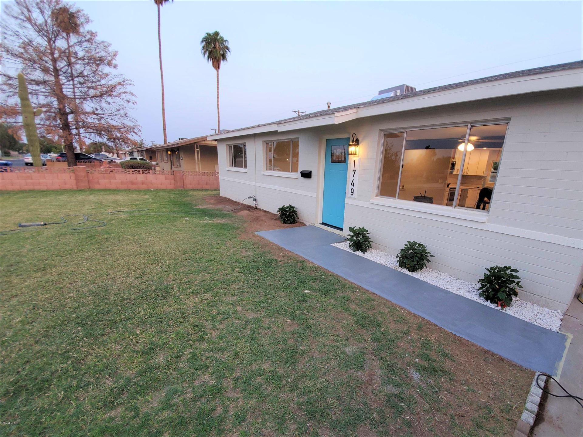 1749 W ALCOTT Street, Mesa, AZ 85201 - MLS#: 6134701