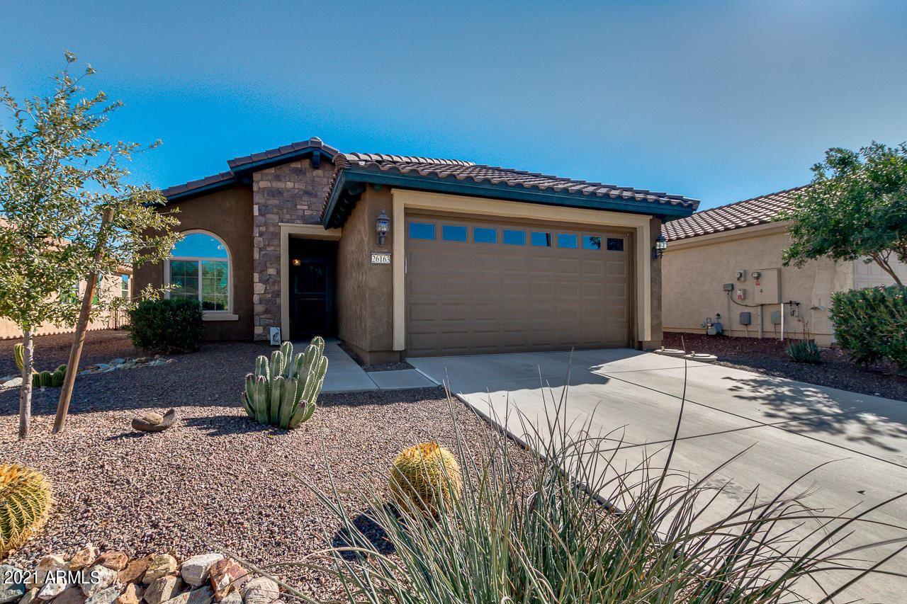 Photo of 26163 W VIA DEL SOL Drive, Buckeye, AZ 85396 (MLS # 6199701)