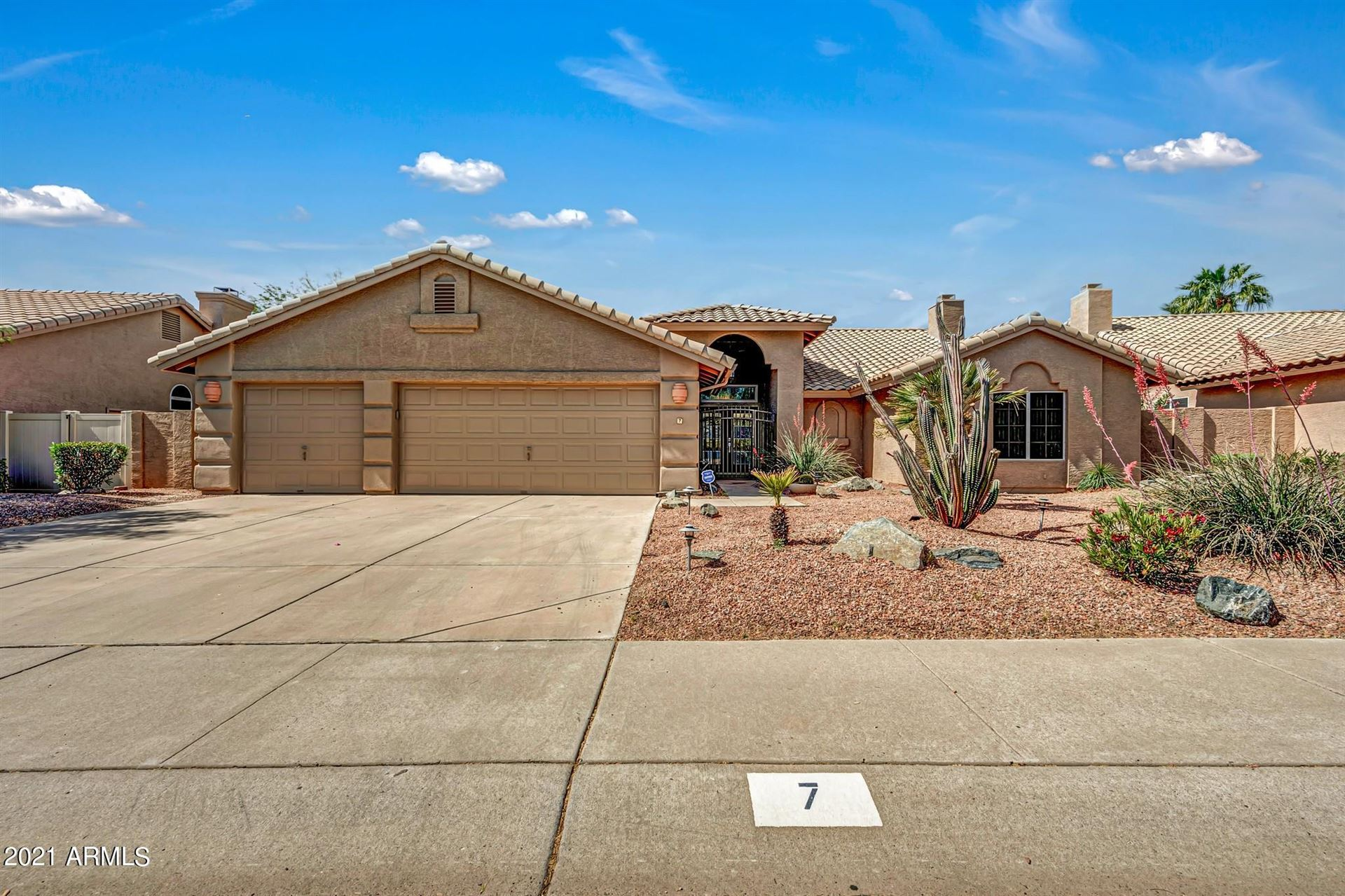 7 E MOUNTAIN SKY Avenue, Phoenix, AZ 85048 - MLS#: 6232701
