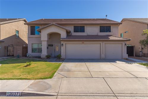 Photo of 20371 N 89TH Drive, Peoria, AZ 85382 (MLS # 6023702)