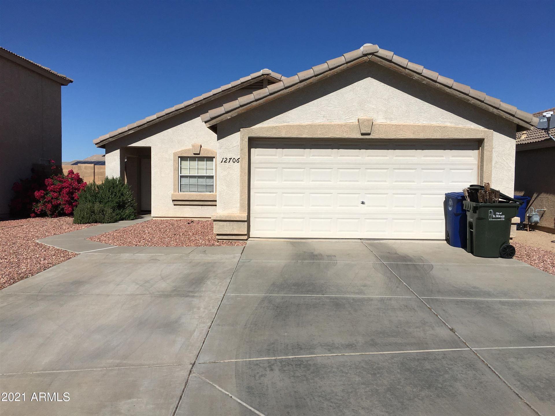 Photo of 12706 W MYER Lane, El Mirage, AZ 85335 (MLS # 6289702)