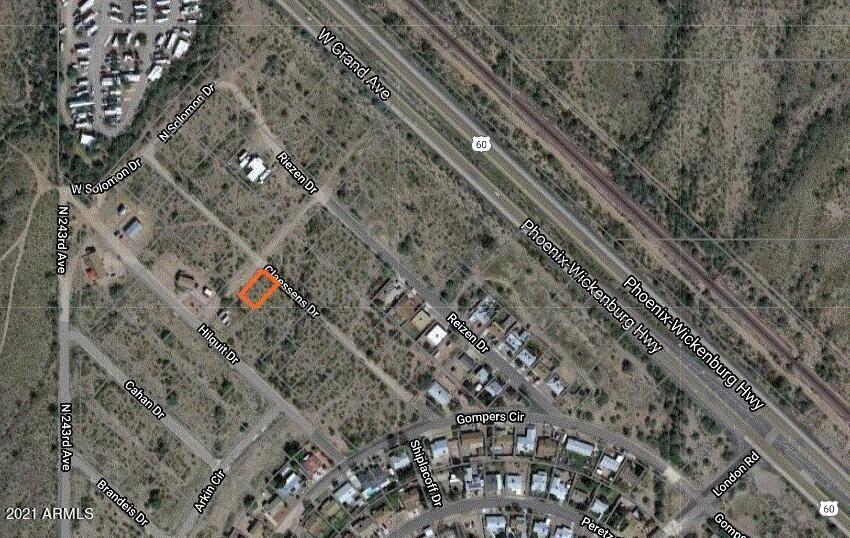 Photo of 0 W Claessens Drive, Morristown, AZ 85342 (MLS # 6305702)