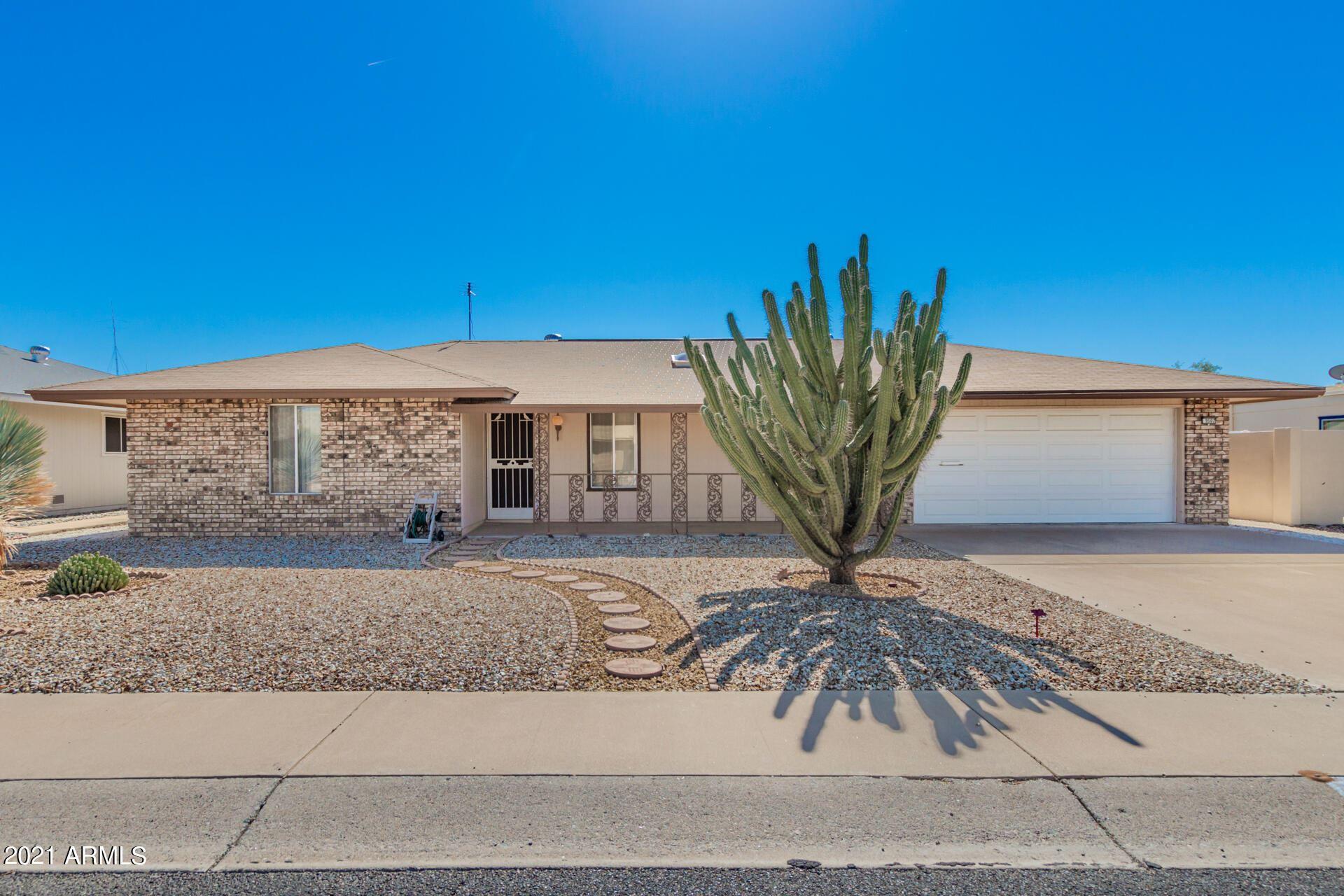 Photo of 9507 W TIMBERLINE Drive, Sun City, AZ 85351 (MLS # 6307702)