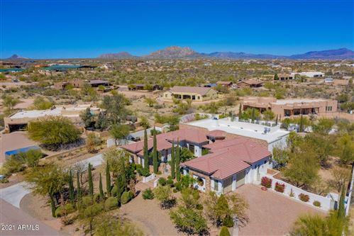 Photo of 14224 E GAMBLE Lane, Scottsdale, AZ 85262 (MLS # 6203703)