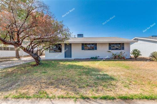 Photo of 1037 W LAIRD Street, Tempe, AZ 85281 (MLS # 6133704)
