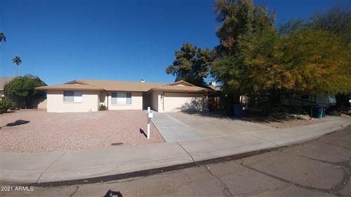 Photo of 602 E LODGE Drive, Tempe, AZ 85283 (MLS # 6182705)