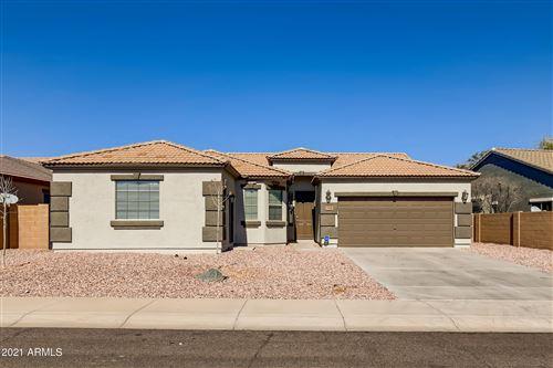 Photo of 17448 W EVANS Drive, Surprise, AZ 85388 (MLS # 6196705)