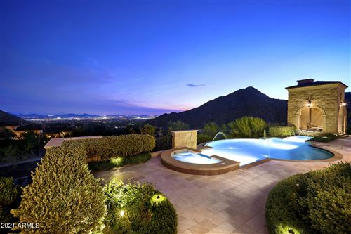 Photo of 21376 N 110th Place, Scottsdale, AZ 85255 (MLS # 6264705)