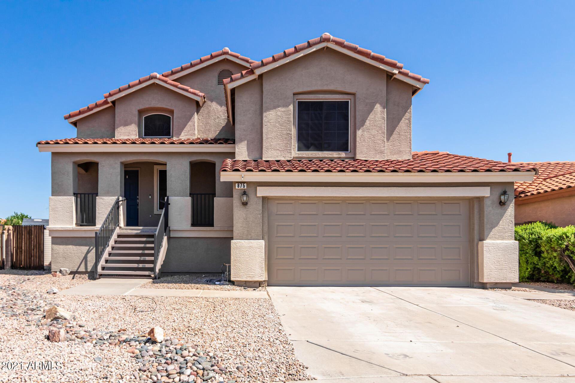 875 N ITHICA Court, Chandler, AZ 85225 - MLS#: 6297705