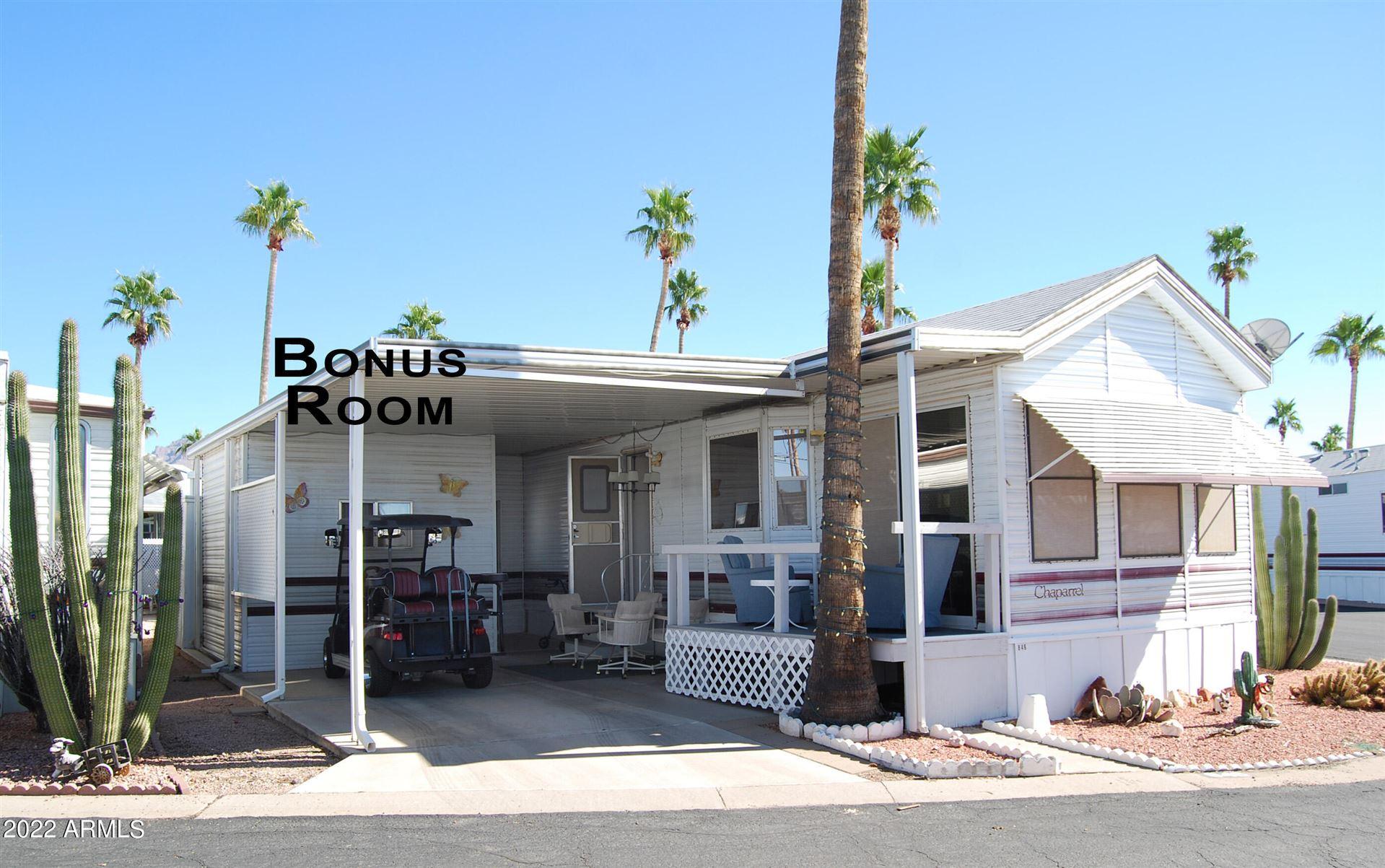 Photo of 600 S IDAHO Road #846, Apache Junction, AZ 85119 (MLS # 6200708)