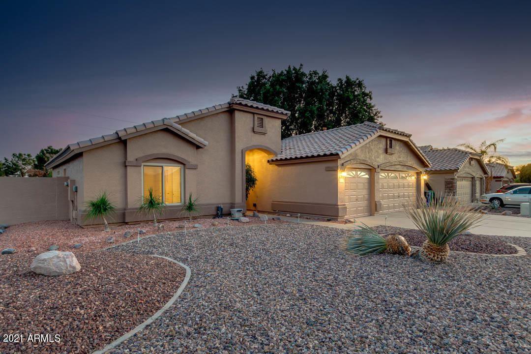 Photo of 7749 E Covina Street, Mesa, AZ 85207 (MLS # 6203708)