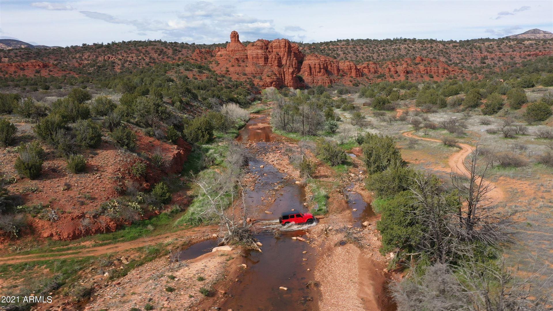 Photo of 1000 El Rojo Grande Ranch Lot A --, Sedona, AZ 86336 (MLS # 6229708)