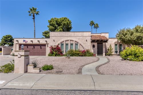 Photo of 5002 E SUNNYSIDE Drive, Scottsdale, AZ 85254 (MLS # 6061709)