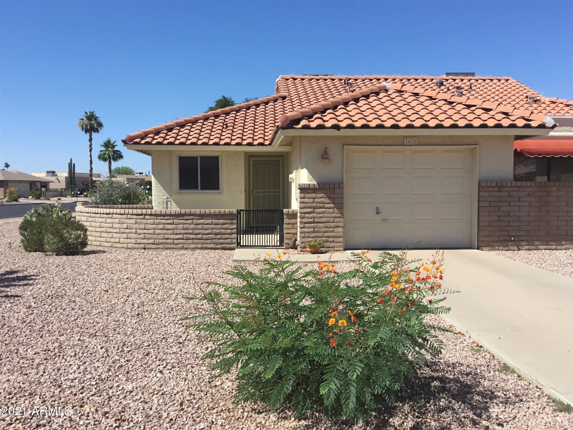 Photo of 1618 LEISURE WORLD --, Mesa, AZ 85206 (MLS # 6249709)