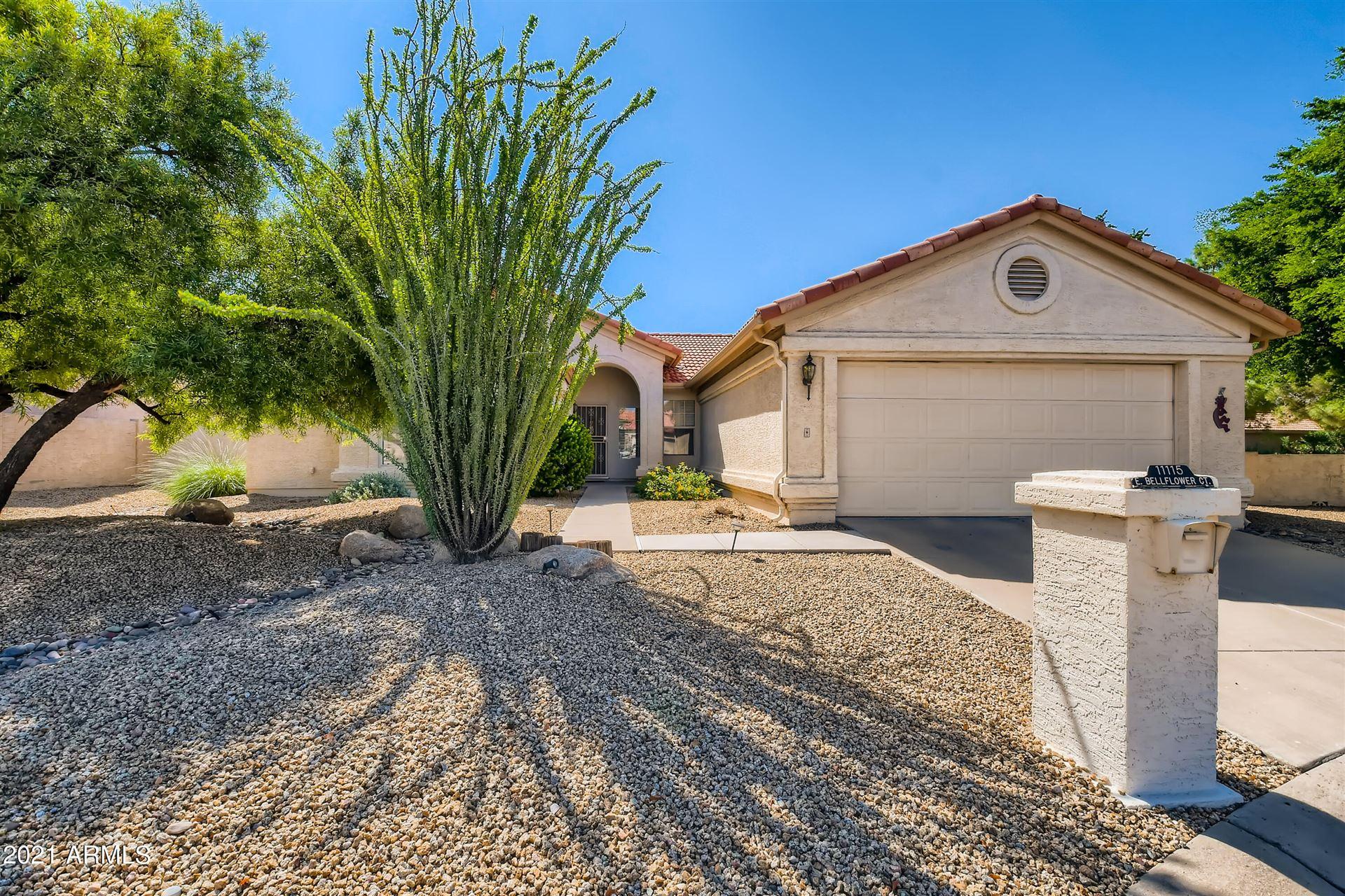 Photo of 11115 E BELLFLOWER Court, Sun Lakes, AZ 85248 (MLS # 6302709)