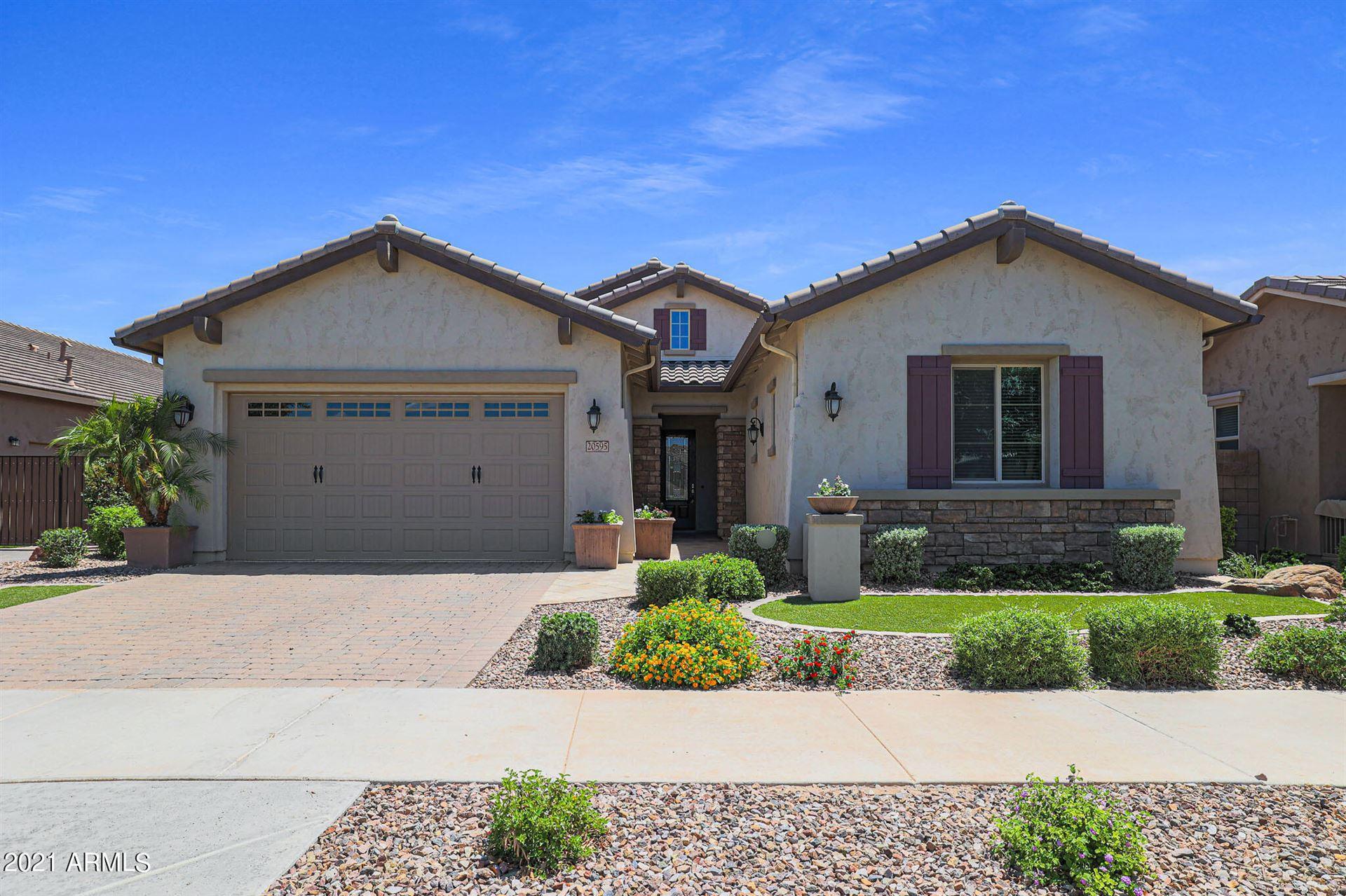 Photo of 20595 E Mockingbird Drive, Queen Creek, AZ 85142 (MLS # 6268710)