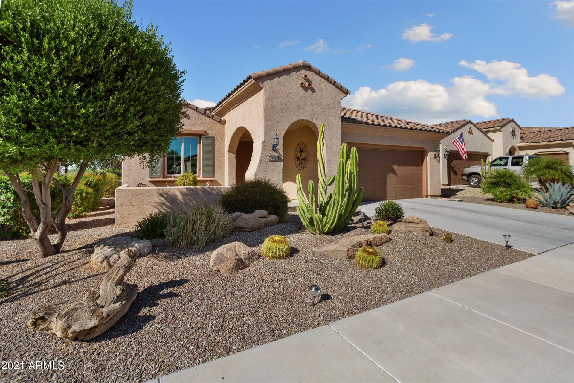 Photo of 26864 W PIUTE Avenue, Buckeye, AZ 85396 (MLS # 6307711)