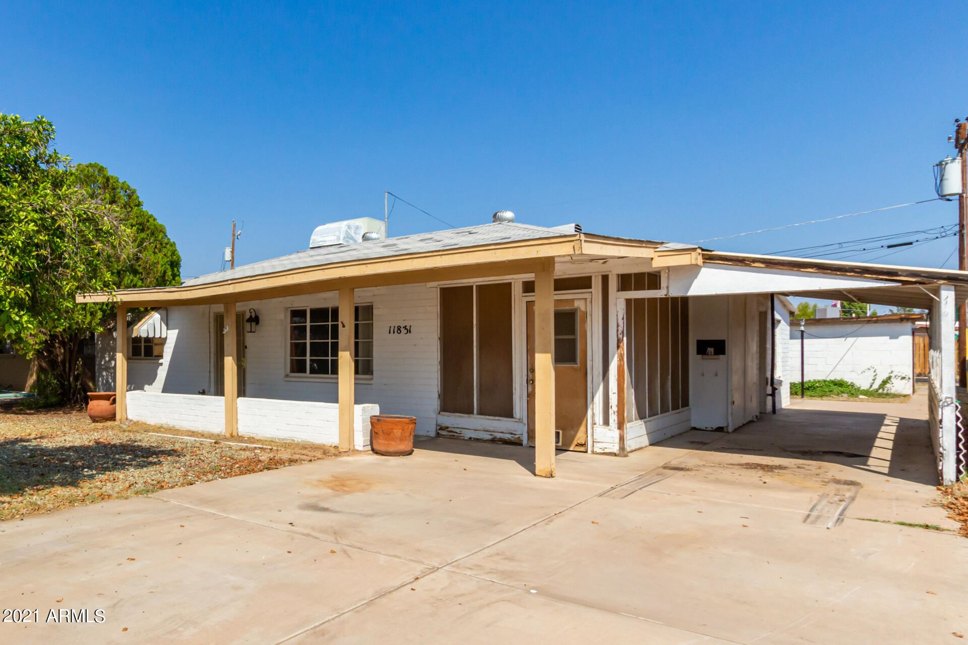 Photo of 11831 N 113TH Drive, Youngtown, AZ 85363 (MLS # 6290712)