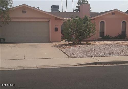 Photo of 501 E WESTCHESTER Drive E, Tempe, AZ 85283 (MLS # 6268713)