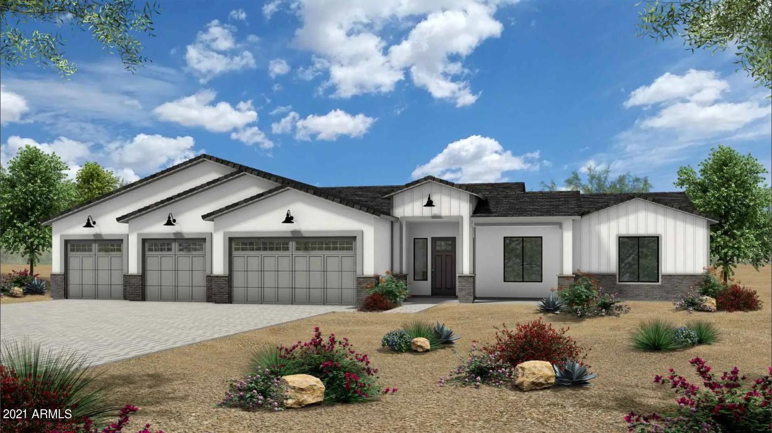 Photo of 0 N 13 Avenue #Lot 1, New River, AZ 85087 (MLS # 6249713)